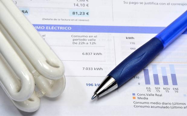Nueva factura electricidad